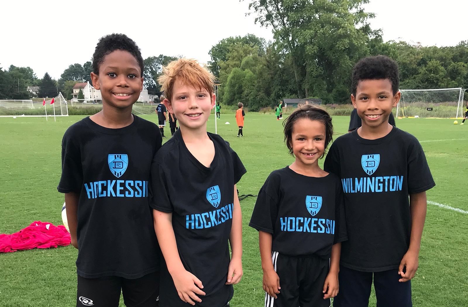 Delaware FC Wilmington and Hockessin - Preseason Academy