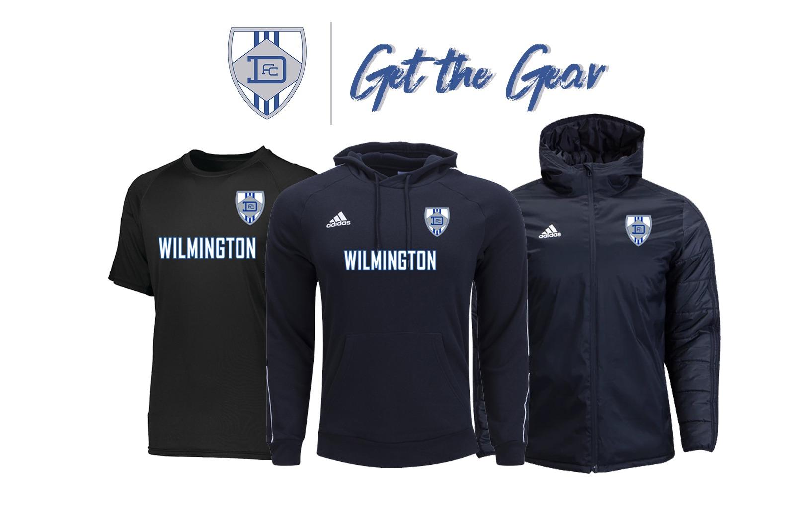 Delaware FC Wilmington - Spirit Wear - Get the Gear