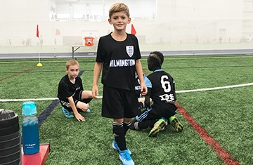 Delaware FC Wilmington Soccer Club - Recreational Soccer